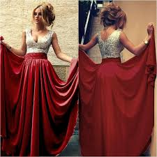 burgundy dress for wedding sequins burgundy chagne bridesmaid dresses a line v neck