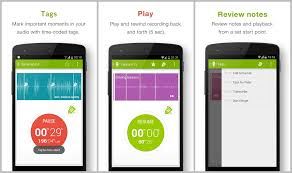best android voice recorder the best voice recording apps for android to bring to conferences