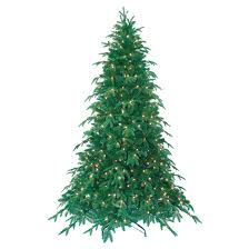 Outdoor Christmas Decor Rona by Pre Lit Christmas Tree 400 Lights 2 371 Tips 7 5 U0027 Rona