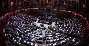 parlamento seduta comune quinta fumata nera per il nuovo giudice consulta senza plenum da