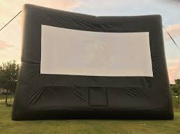 Backyard Boogie Mack 10 Backyard Movie Screen Rental Home Design Inspirations
