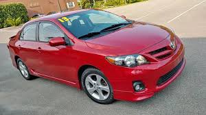 toyota corolla s special edition 2013 2013 toyota corolla s special edition 4dr sedan in derry nh