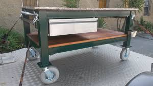 large green egg table awesome metal big green egg table f27 in amazing home decorating