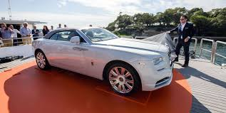 rolls royce door rolls royce dawn debuts in australia with 749 000 price tag