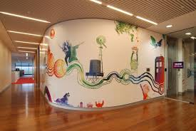 office design office wall ideas pictures office decoration