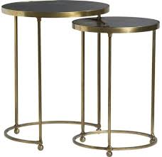 crate and barrel nesting tables moreno nesting tables crate and barrel table designs