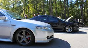 lowered cars and speed bumps stance nation iso show at jordan lake