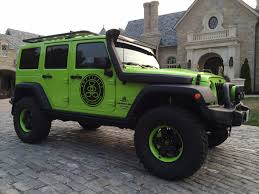 gecko green jeep the popticals jeep popticals
