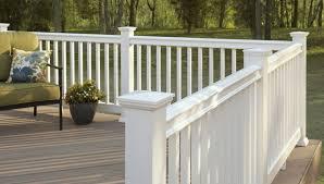 deck outstanding lowes deck railing composite deck railing kits