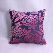 Amazing Purple Decorative Pillows And Purple Velvet Throw Pillows