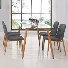 Small Glass Dining Room Tables Small Glass Dining Table Modern Kitchen Tables Allmodern 1