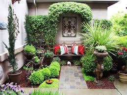 Small Outdoor Garden Ideas Small Outdoor Garden Ideas Webzine Co