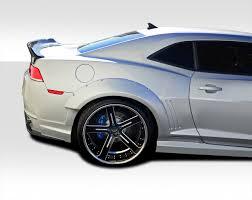 wide kit for camaro 109800 2010 2015 chevrolet camaro duraflex wide gt concept