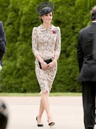 kate middleton dresses duchess kate wears lace peplum dress in photos