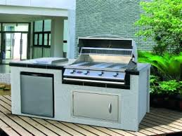 outdoor kitchen cabinets kits beauteous outdoor kitchen cabinets kits and coffee table outdoor