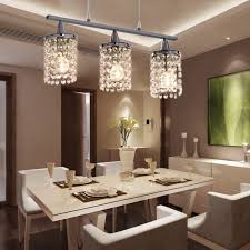 lighting perfect dining room lights ideas with linear chandelier