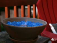 Diy Glass Fire Pit by Diy Fire Pits For A Backyard Out Of A Dream