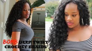 ripple hairstyle how to deep ripple twist crochet braids kima youtube