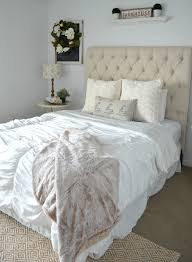 cozy guest bedroom refresh