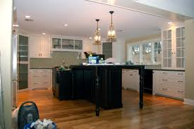 Mini Kitchen Island Perfect Small U Shaped Kitchen Ideas With Gray Countertop And Ikea