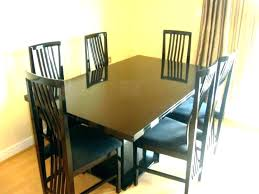 used dining room sets original factory direct table pads used dining room table dining