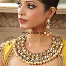 bridal necklace jewelry images Latest kundan bridal jewellery 2016 jpg