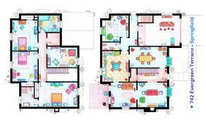 simpsons house floor plan simpsons house floor plan ahscgs com
