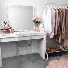 makeup dressing table with mirror cheap price mdf dressing table with mirror for bedroom furniture