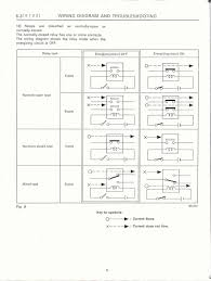 types of relays wiring diagram components