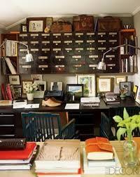 Vintage Home Office Zampco - Vintage home decorating ideas