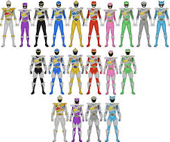 power rangers dino charge dino super drive by taiko554 on