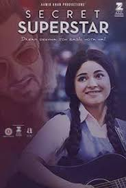 bookmyshow udaipur secret superstar movie 2017 reviews cast release date in