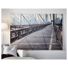 24 ikea brooklyn bridge wall art bridge painting ikea 4 pcs tall ikea brooklyn bridge wall art