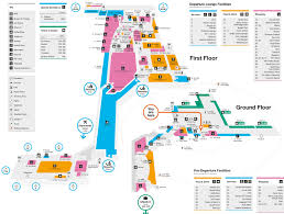 Los Angeles Airports Map by Birmingham Airport Map