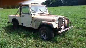 jeep scrambler for sale 1983 jeep cj8 scrambler in the rough youtube