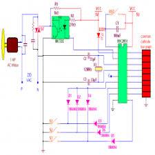 single phase ac motor speed controller engineersgarage