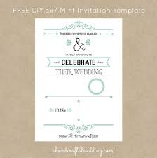 25 cute free wedding invitation templates ideas on pinterest