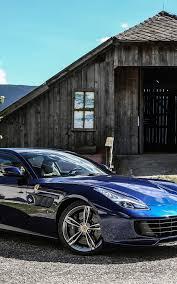 cars ferrari blue photos ferrari 2016 gtc4 lusso blue cars metallic 1200x1920