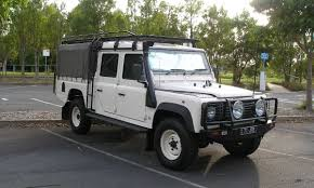 land rover safari hannibal roof racks 130 series defender hannibal safari equipment