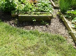 Vegetable Garden Containers by How To Build A Sunken Vegetable Container Garden In Pictures