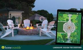 landscape garden designs can be done online with apps computer