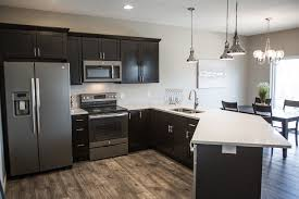slate appliances with gray cabinets kitchen appliance ideas allfind us