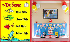 one fish two fish red fish blue fish eventful possibilities