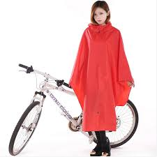 raincoat for bike riders mountain bike raincoat bicycle riding poncho women and men soft
