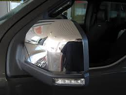 Ford F150 Truck Mirrors - driver side mirror vibration nav voice and ford response