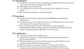 types of resume format examples how to write a definition essay