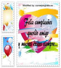 imagenes de cumpleaños para un querido amigo saludos de feliz cumpleaños para amigos frases de cumpleaños