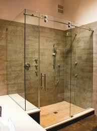 matrix frameless bathroom shower doors for the home