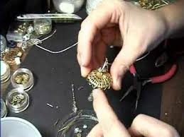 How To Make Homemade Chandelier How To Make A Real Working Miniature Chandelier Light For