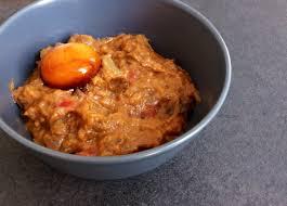 cuisiner les jaunes d oeufs jaune d oeuf cuit à la sauce soja agatagoodtime